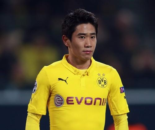 香川がツイッターでファンと交流…勝負パンツは「ドルトムントカラーの黄色」