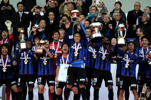 Jとインドネシアリーグが協定1周年…G大阪が1月に親善試合や表敬訪問実施