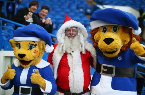今季プレミア制覇の予兆?…チェルシーが首位でクリスマスを迎える