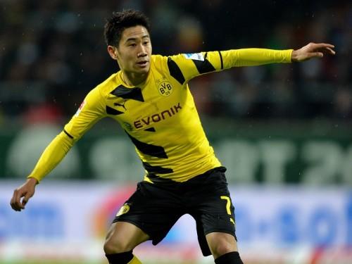 途中出場の香川に独紙は厳しい評価「活発さをもたらすべきだった」