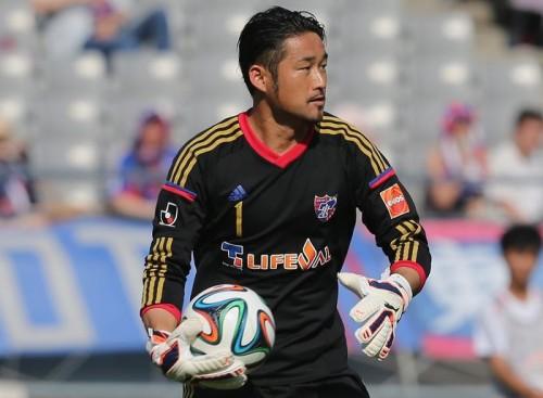 FC東京一筋11年、33歳GK塩田仁史が大宮へ完全移籍決定