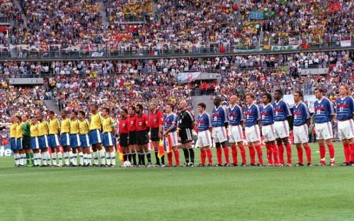 98年W杯決勝が再び…フランスとブラジルが来年3月に対戦