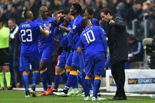 アッレグリ監督が1試合のベンチ入り禁止処分…年内リーグ最終戦不在