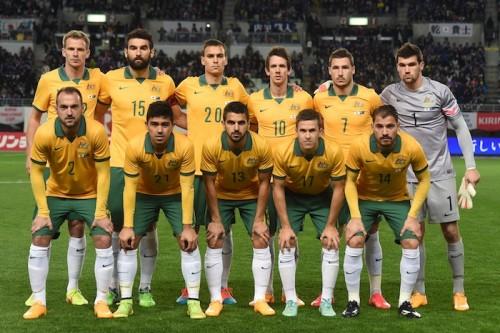 開催国のオーストラリア、アジア杯に臨む代表メンバー23名を発表