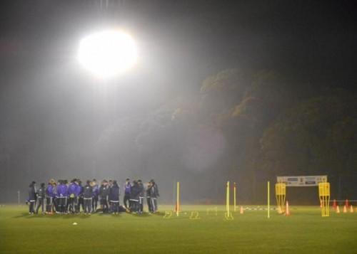 アジアカップに向け日本代表が国内合宿を開始…1月2日に豪州へ