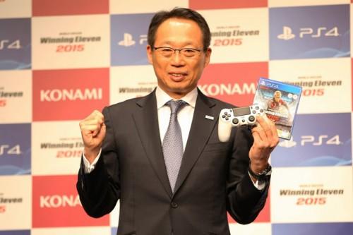 【インタビュー】岡田武史氏がウイイレで日本を指揮「2度とやらないと言った代表監督に就任しました」