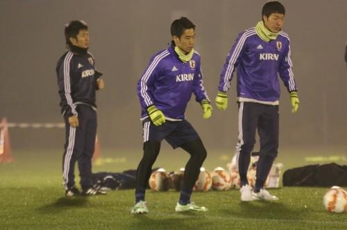 アジア杯制覇で新年のスタートを…香川「勝ちにいく準備をしたい」