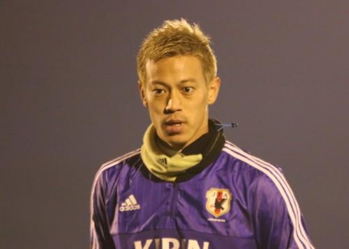 本田、アジア連覇と内容の両立目指す「どちらも求めていかないと」