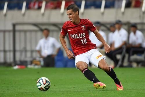 浦和、マルシオの退団を発表「浦和で4年間プレーできたことに感謝」