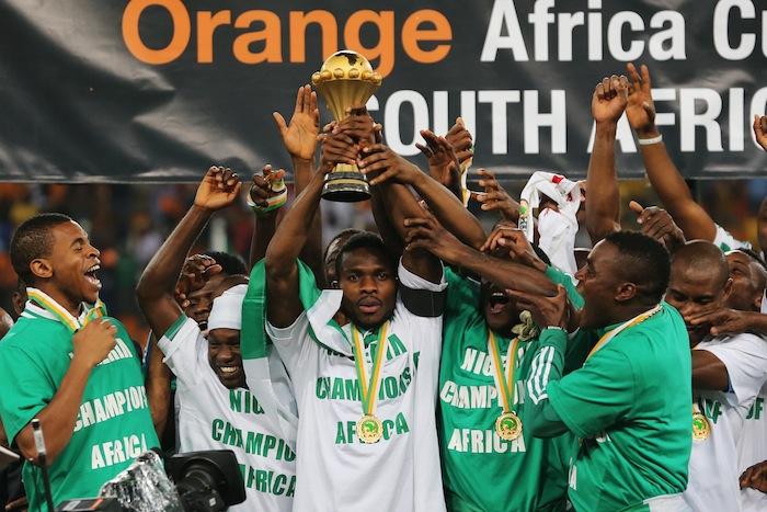 アフリカ。ネーションズカップ