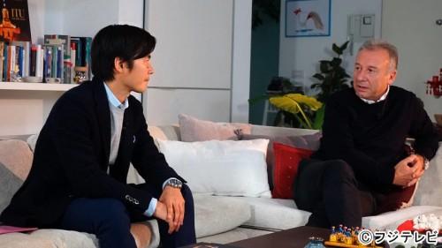 ザッケローニが特別番組で独占告白…通訳矢野氏との対談で明らかになる4年間の足跡