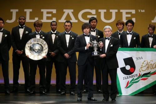 Jリーグアウォーズ各部門発表…MVPは遠藤、ベスト11初選出は7名