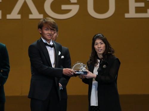 更なる進化を誓うG大阪の宇佐美「もっと胸を張れるような結果を」