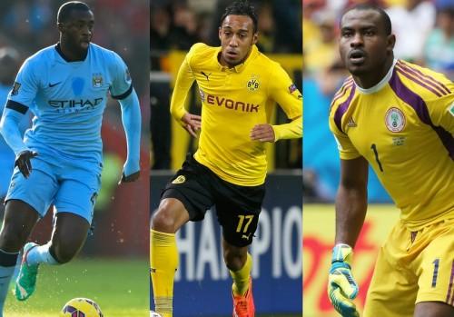 アフリカ年間最優秀選手賞の候補者3名が発表…Y・トゥーレら選出