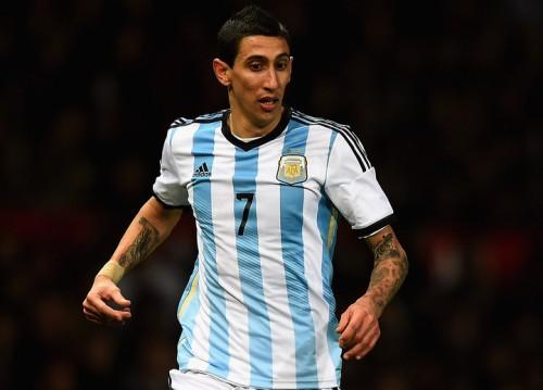 メッシら抑え、ディ・マリアがアルゼンチンの年間最優秀国外選手に