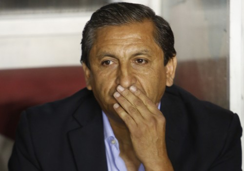 Jリーグ初代得点王のラモン・ディアス氏、パラグアイ代表監督就任