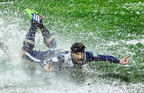 クラブW杯準決勝のレアル戦、ピッチ不良で開催スタジアムを変更