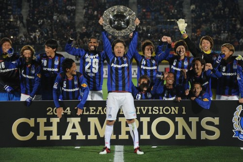 G大阪が9年ぶり2度目の優勝で3冠達成へ前進…J1昇格年にリーグ制覇