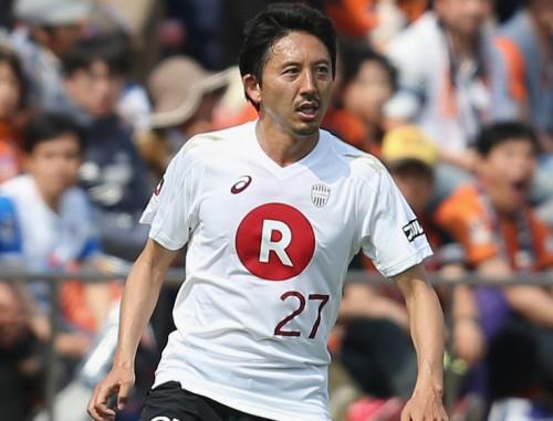 神戸、元代表MF橋本英郎の契約満了を発表…DF茂木弘人も退団へ