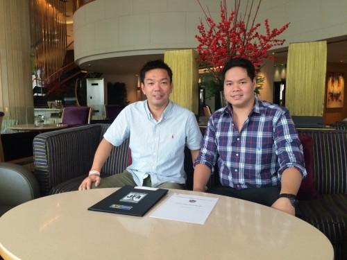 フィテッセ・ユースでコーチや監督を務めた林雅人氏がタイ2部リーグの監督に就任