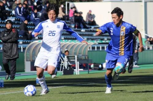 同地区対決は関西学院大に軍配…劇的逆転で阪南大撃破、初のインカレ決勝進出