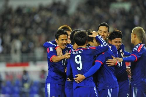 日本代表、アジアカップ後の3月にチュニジア代表との対戦が決定