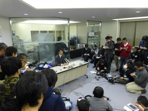 アギーレ監督の八百長告発を受けて日本サッカー協会が会見、独自調査へ