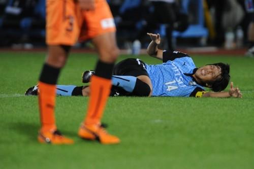 中村憲剛が左足首の手術を決断「先にシーズンを終えて申し訳ない」
