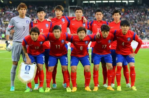 韓国代表、アジア杯メンバー23名を発表…Jリーグから3名招集