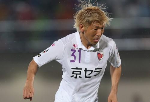 京都、J2得点王の大黒将志と契約更新…今季は42試合26ゴール