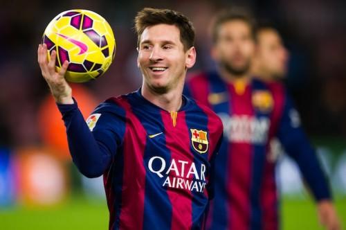 ハットを達成したメッシがバルセロナ・ダービーの歴代最多得点者に