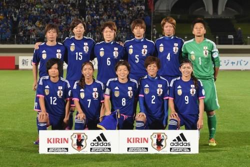女子W杯連覇を狙うなでしこジャパンの2015年スケジュールが発表