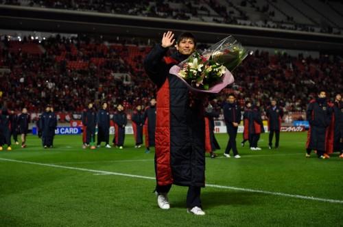 戦友の79年組に感謝する中田浩二「素晴らしい時間を過ごせた」