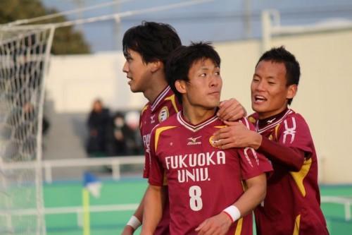 インカレ8強決定、半数が関西勢…福岡大は関東4連覇の専修大を撃破/インカレ