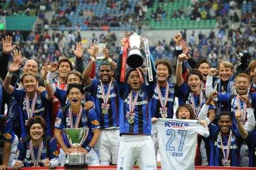 スルガ杯は来年8月11日に万博で開催…G大阪対リーベルプレート