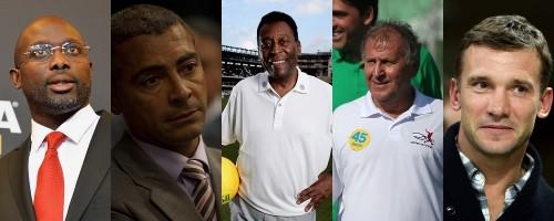 セカンドキャリアで政治の道を選んだサッカー選手たち