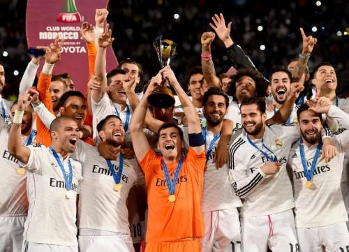 レアルがクラブW杯初制覇…公式戦22連勝を収めて世界王者に輝く