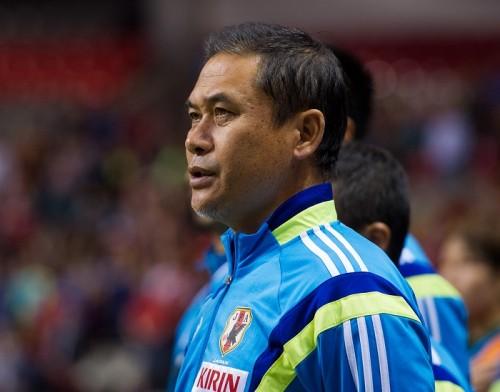 なでしこ佐々木則夫監督、FIFA女子最優秀監督賞候補3名に選出