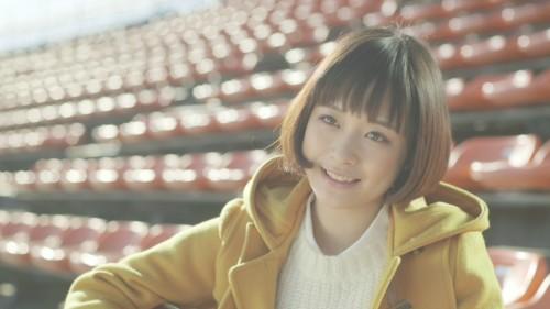 高校サッカー応援歌、大原櫻子の「瞳」MVが公開…開幕戦の地、駒沢で収録
