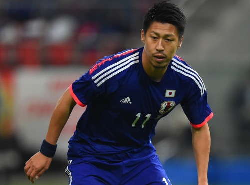 代表選出のFW豊田、アジア杯に向け「勝利のために最善を尽くす」