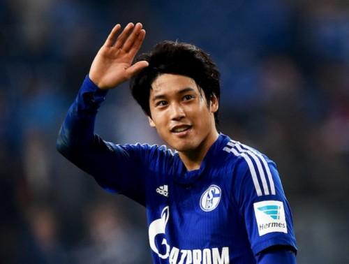 内田、10月のチームMVPに…ファンからの圧倒的な支持は「嬉しい」
