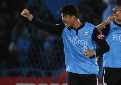 川崎FW森島康仁が磐田へ期限付き移籍「自分の力を出し切る」
