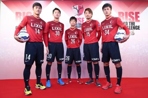 鹿島が新シーズンの背番号とユニを発表…昌子、カイオらが背番号変更