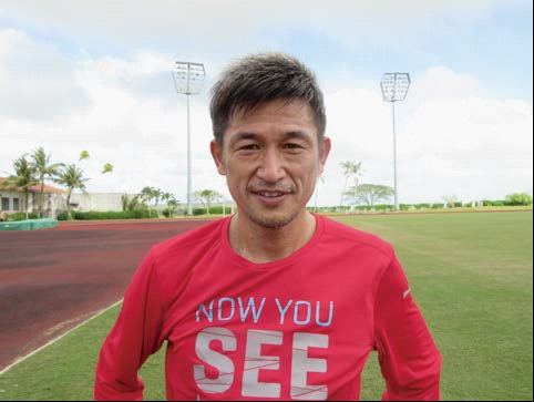 92年アジア杯を振り返るキング・カズ「あの時優勝していなかったら、日本サッカーの成長速度は遅かった」