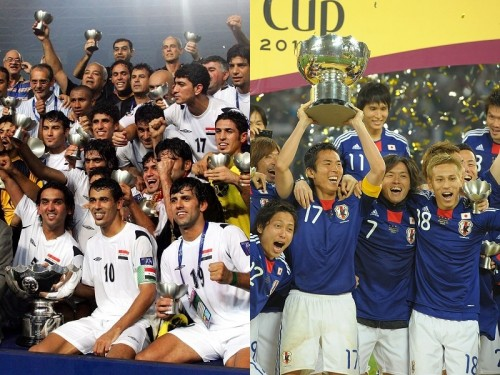 日本vsイラクが豪紙のアジア杯必見5戦に選出「過去2大会の優勝国対決」