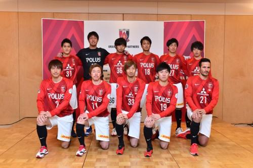浦和、11名の新入団選手会見…広島から移籍のFW石原「200%の力で貢献を」
