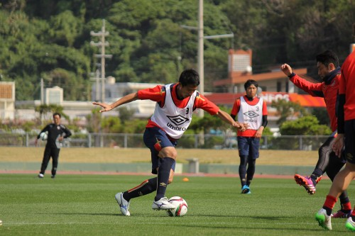 FC東京の平山、完全復活へ「100%をサッカーに注ぐ」