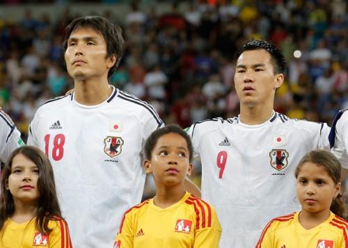 日本代表の岡崎が明かす「ワントップの理想は前田遼一さん」