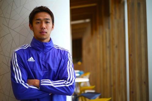 【インタビュー】清武弘嗣「アジアでは常に日本が一番でいないといけない」