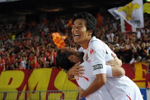 名古屋がFW永井謙佑の完全移籍での加入を発表…昨季は公式戦19得点